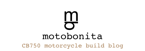 Motobonita: Honda CB750 Build