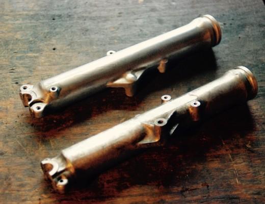 CB750 Front Forks